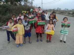 Everest Children Home Kids